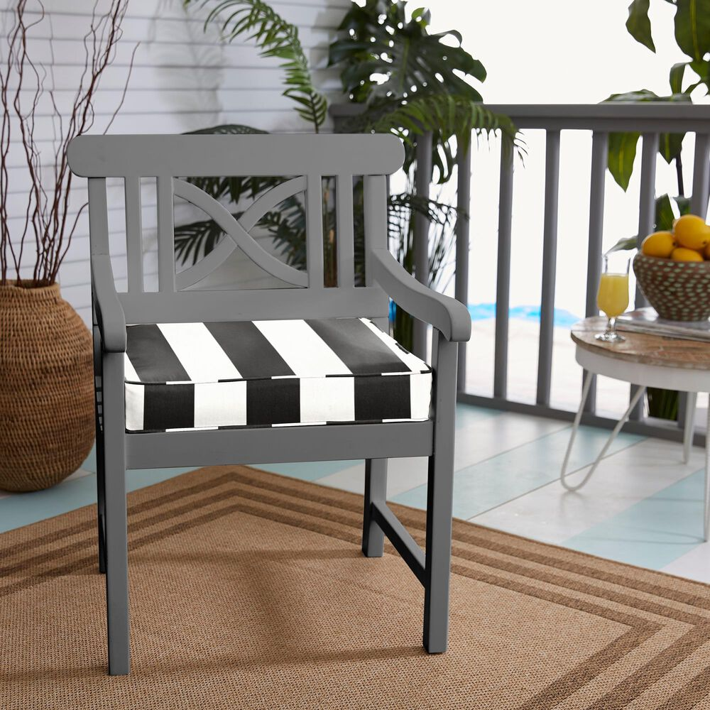 "Sorra Home Sunbrella 20"" Cushion in Cabana Classic, , large"