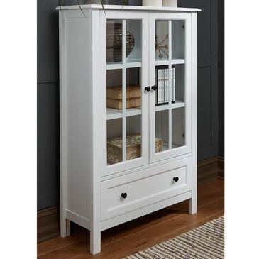Signature Design by Ashley Miranda Accent Cabinet in White, , large