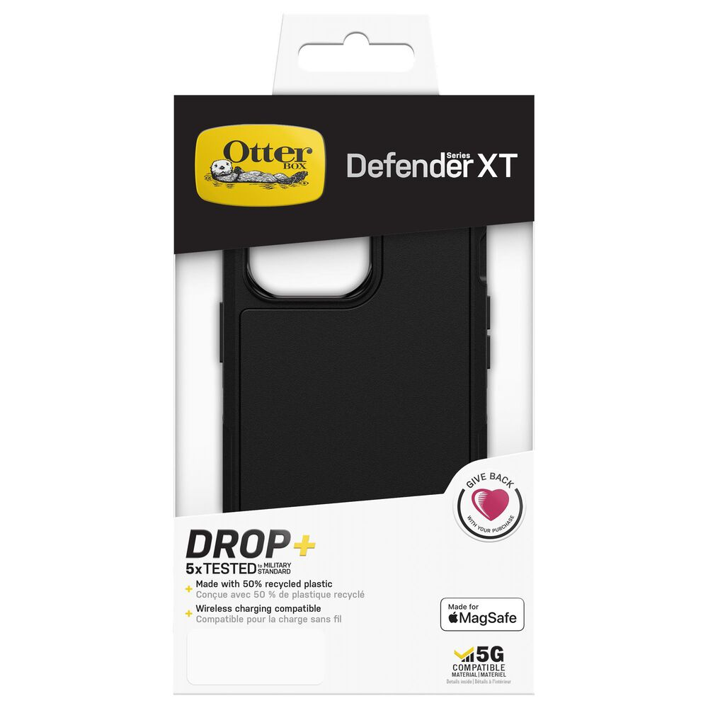 Otterbox Defender XT MagSafe Case for Apple iPhone 13 Pro in Black, , large