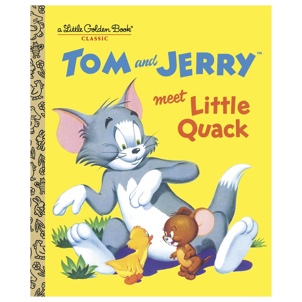Tom and Jerry Meet Little Quack, , large