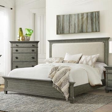 Mayberry Hill Crawford Queen Bed in Grey, , large