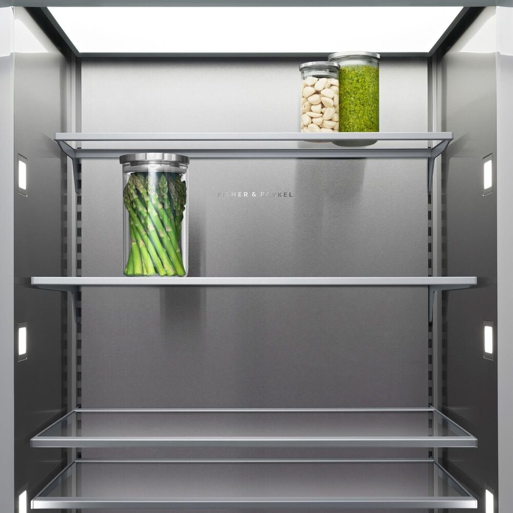 """Fisher and Paykel 30"""" Integrated Column Refrigerator with Left Hinge, , large"""