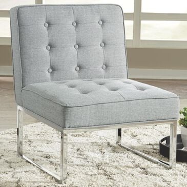Signature Design by Ashley Cimarosse Accent Chair in Gray, , large