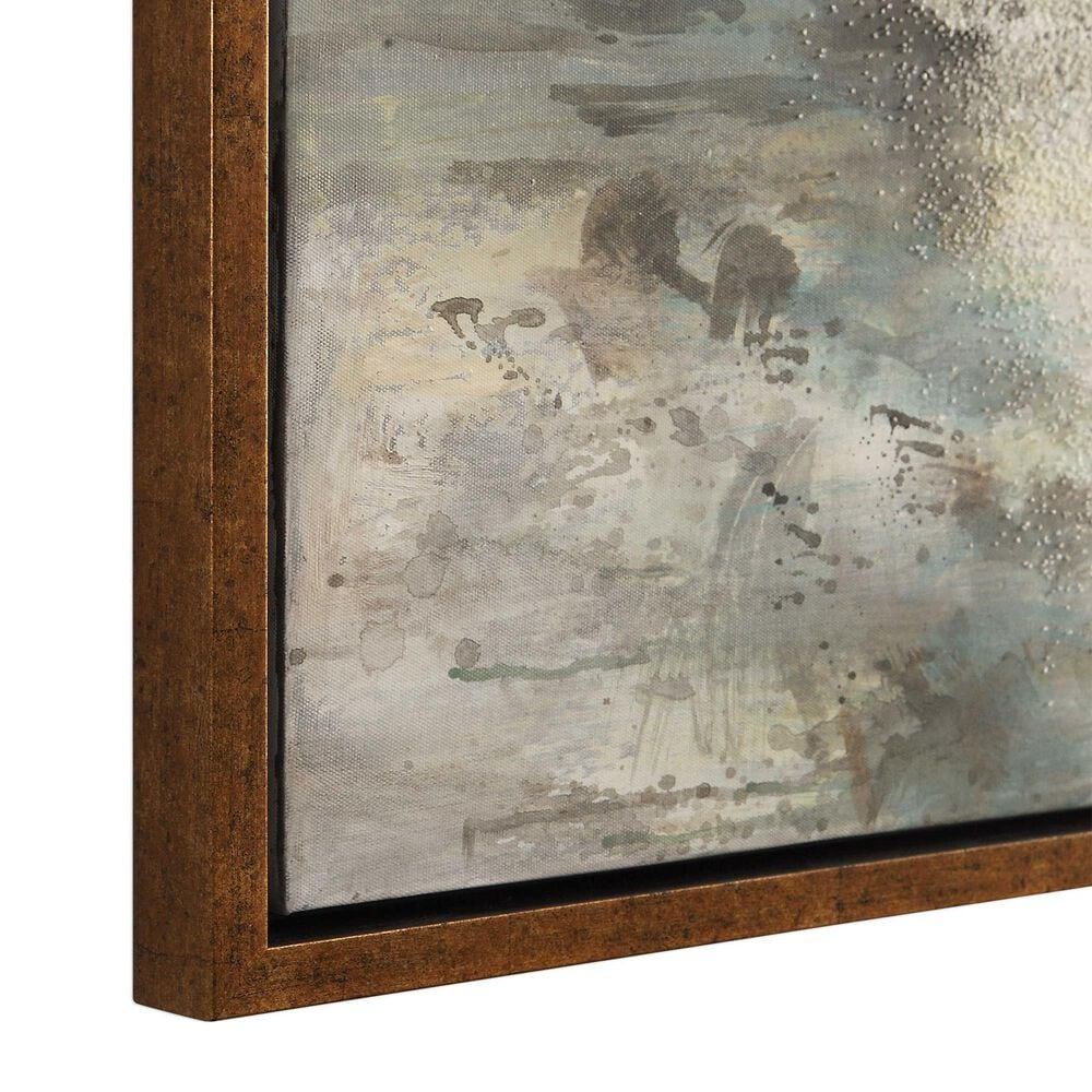 Uttermost Behind the Falls Abstract Art, , large