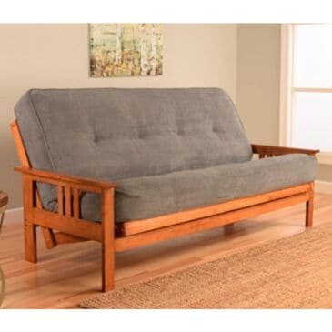 Kodiak Furniture Monterey Futon in Marmont Thunder, , large
