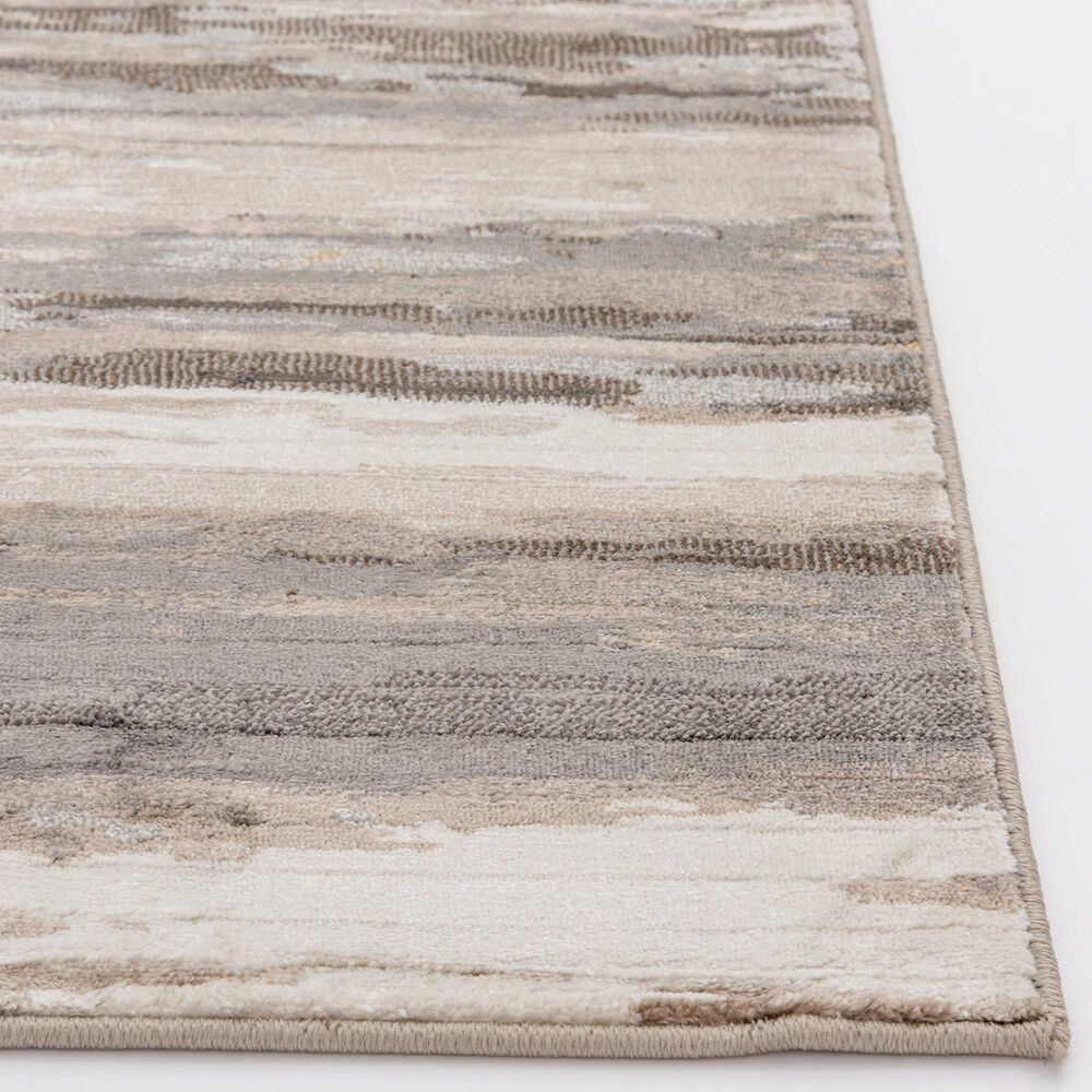 Central Oriental Adore Carena 9272CEG 5' x 8' Cement and Greige Area Rug, , large