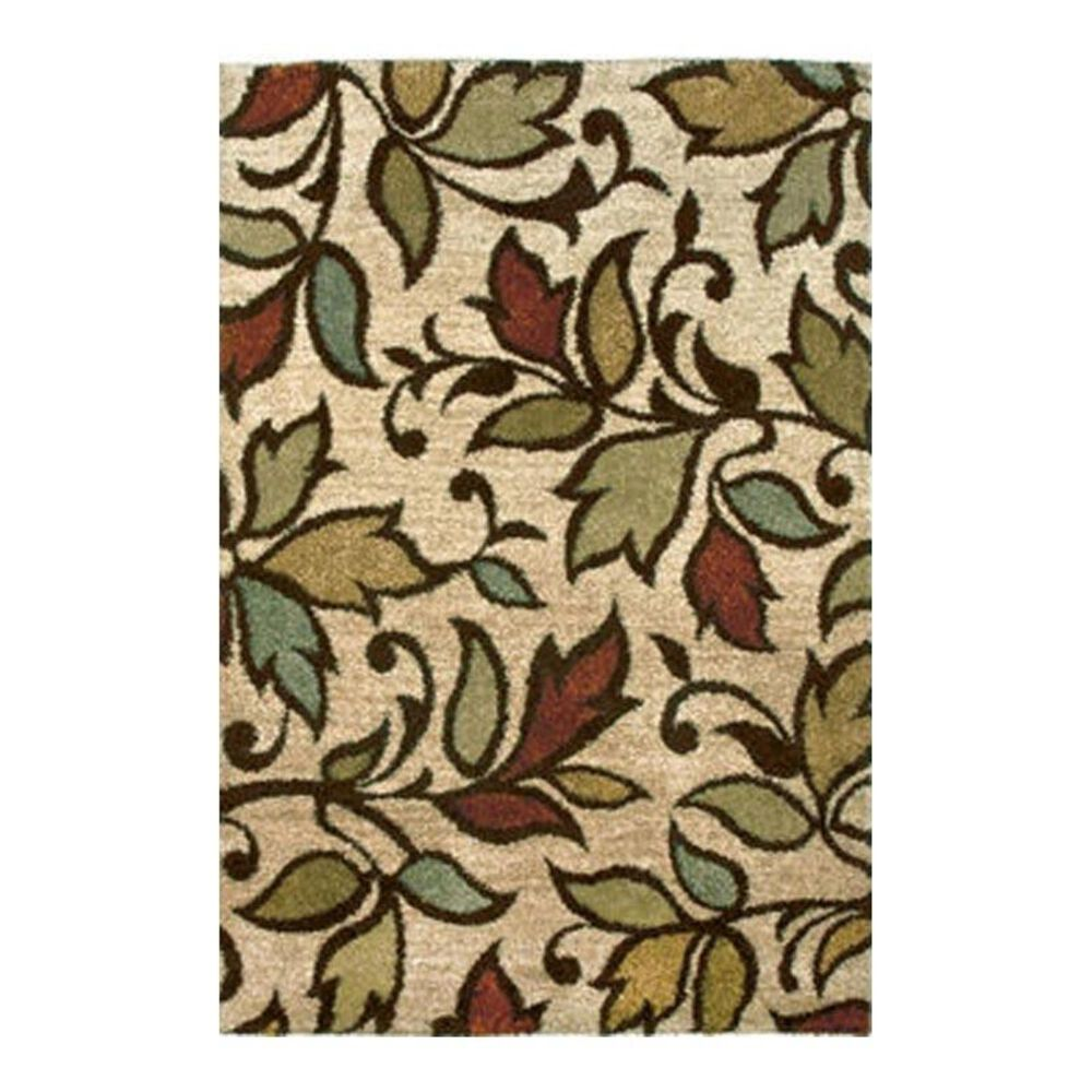 Orian Wild Weave Getty 1608 9' x 13' Bisque Area Rug, , large