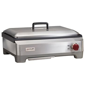 Roth Distributing Wolf Gourmet Precision Griddle in Stainless Steel, , large