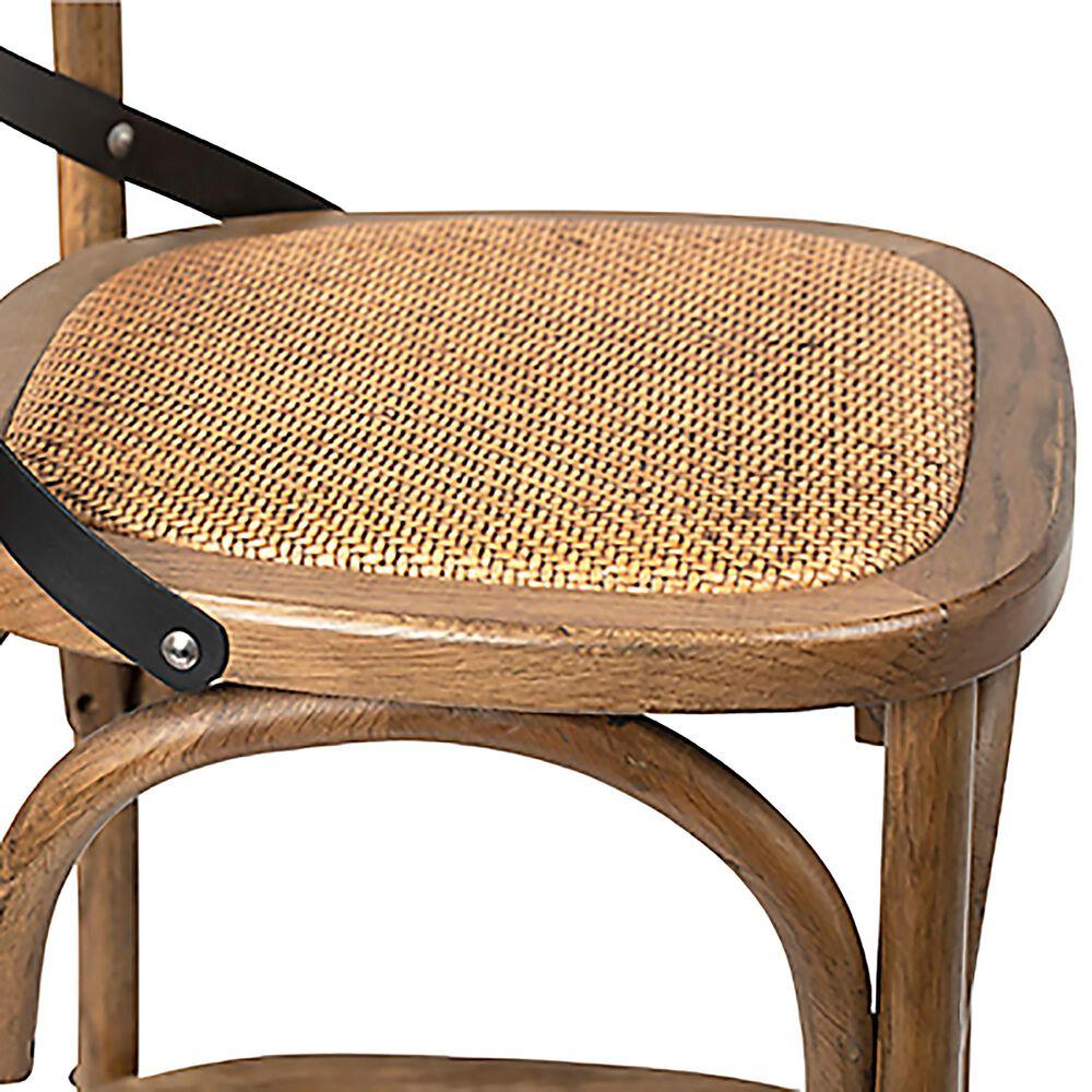 Blue Sun Designs Portebello Counter Stool in Brown, , large