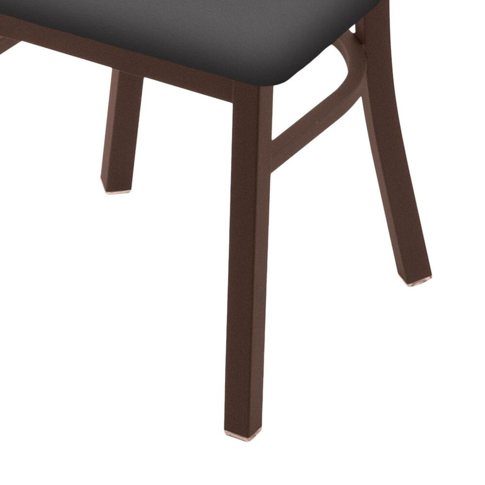 """Holland Bar Stool 620 Catalina 18"""" Chair with Bronze and Canter Storm Seat, , large"""