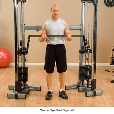 Body Solid Bar Attachment (Home Gym Sold Separate), , large