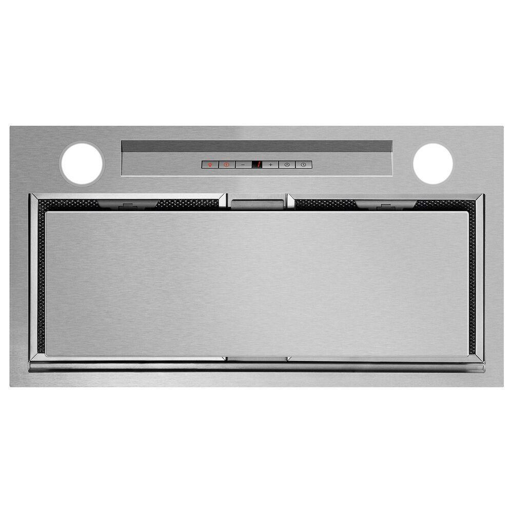 """Fisher and Paykel 24"""" Perimeter Hood Insert in Stainless Steel, , large"""