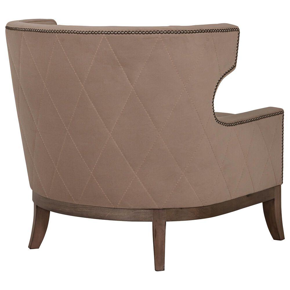 Bernhardt Emma Chair in Brown, , large