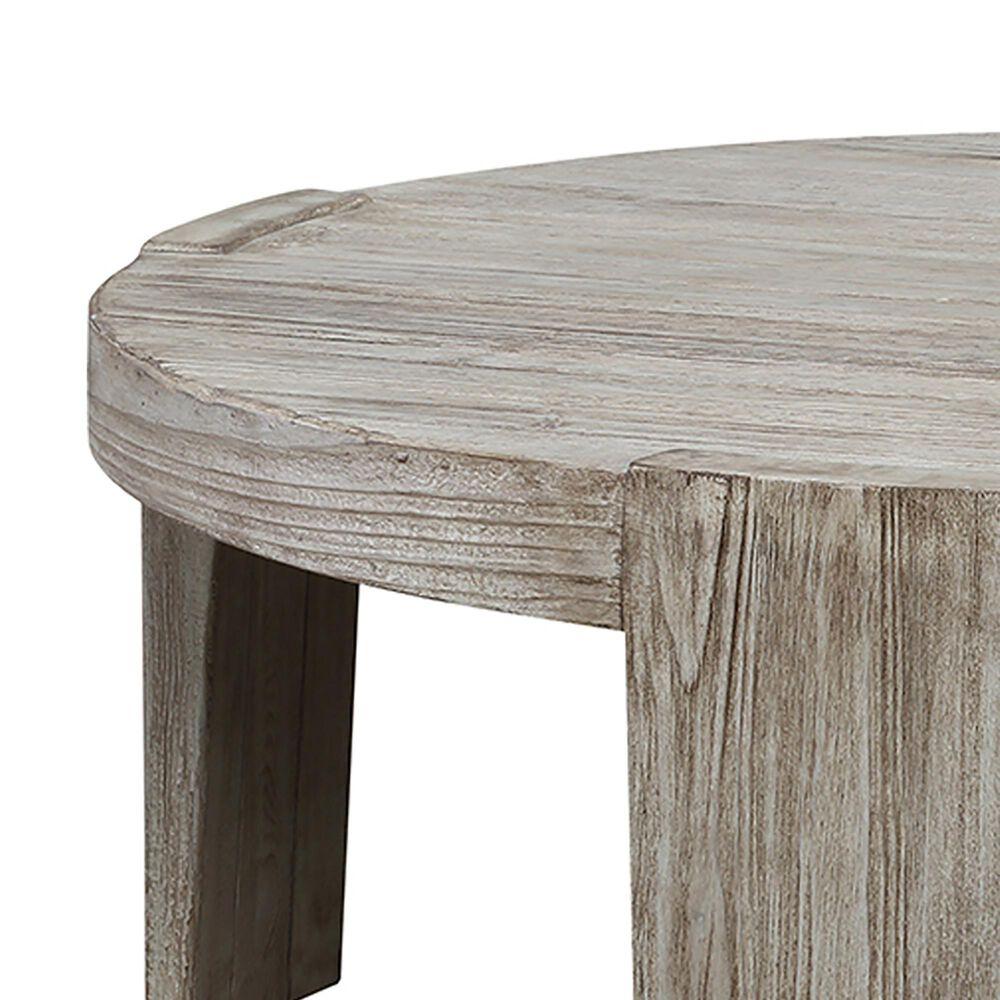 Blue Sun Designs Denmark Coffee Table in Grey Wash, , large
