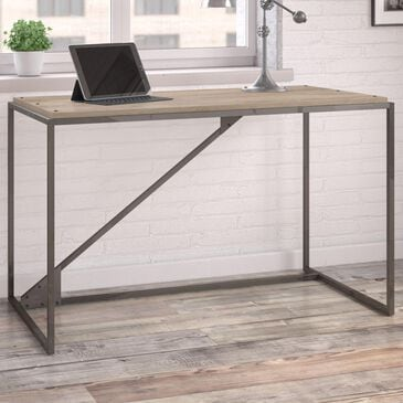 "Bush Refinery 50"" Desk in Rustic Gray, , large"
