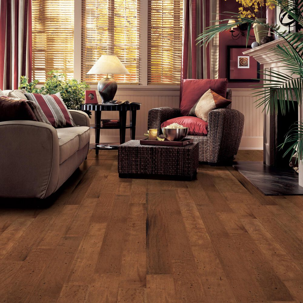 Bruce Hardwood Flooring American Originals Ponderosa Maple Hardwood, , large