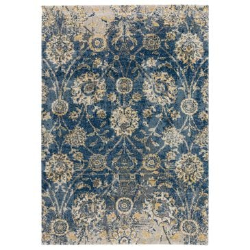"Dalyn Rug Company Orleans OR5IN 5'1"" x 7'5"" Indigo Area Rug, , large"