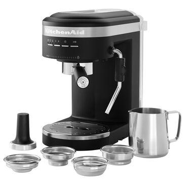 KitchenAid Espresso Maker in Black Matte, , large