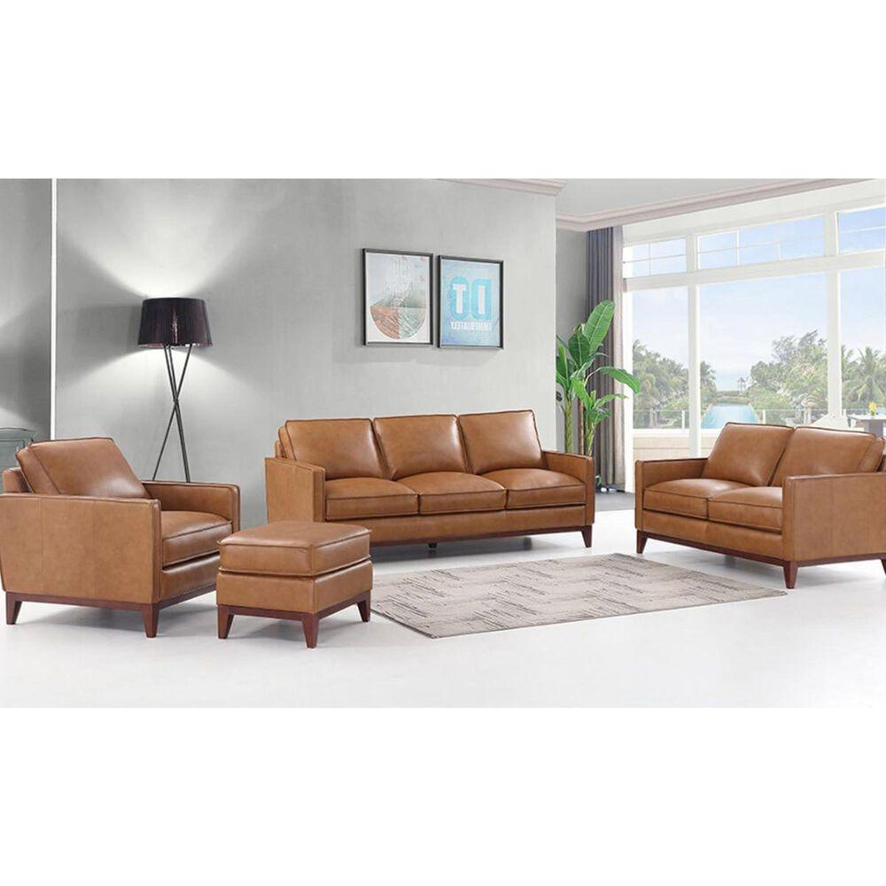 Italiano Furniture Newport Sofa in Camel, , large