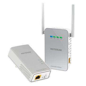 NETGEAR PowerLINE 1000 + WiFi, , large