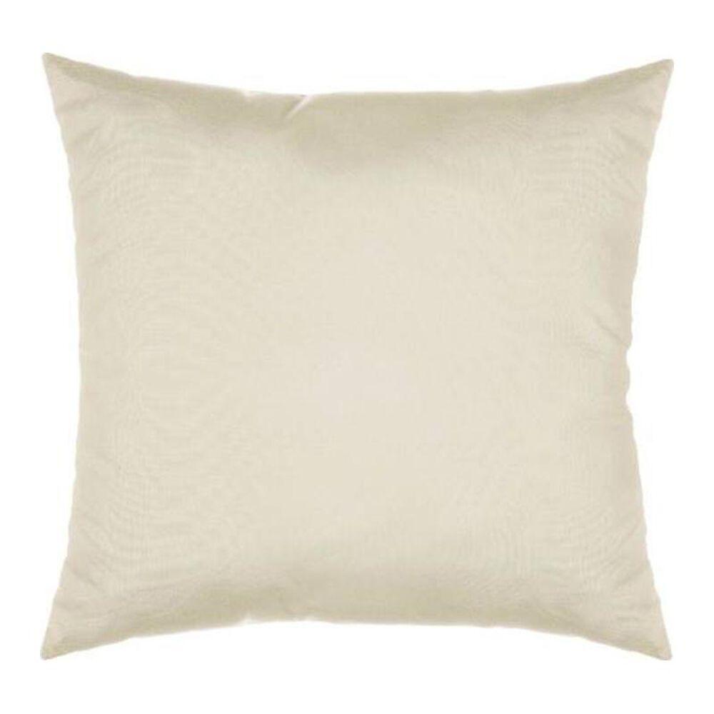 "The Hammock Source Sunbrella 24"" x 24"" Designer Pillow in Spectrum Eggshell, , large"