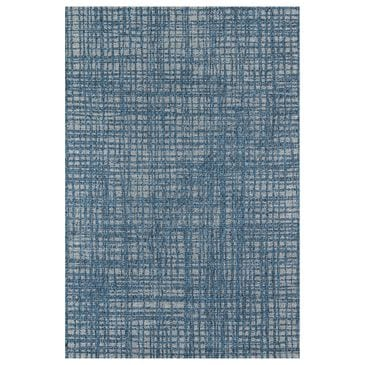 "Momeni Como 5' x 7'6"" Blue Indoor/Outdoor Area Rug, , large"