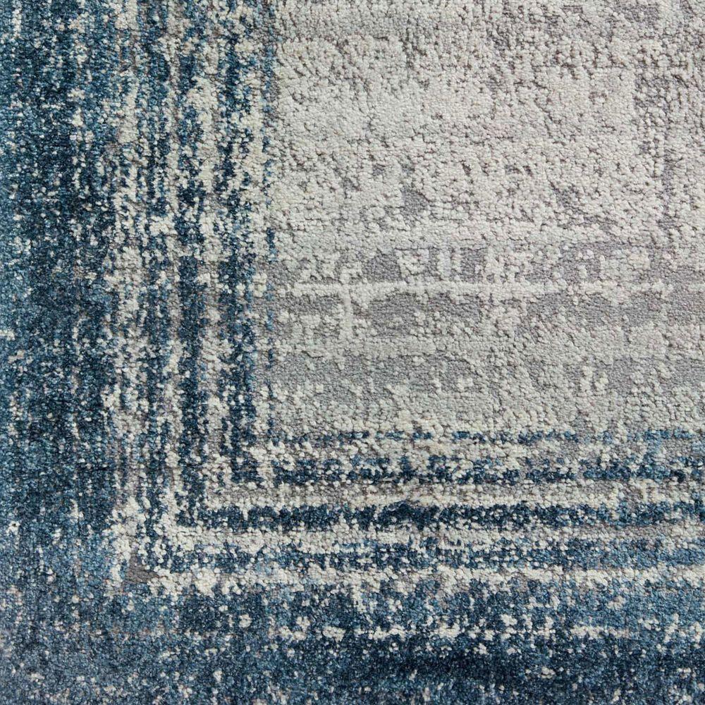 Loloi II Austen AUS-02 2' x 3' Pebble and Blue Area Rug, , large