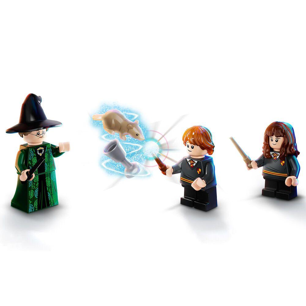 LEGO Hogwarts Moment Transfiguration Class Building Toy, , large