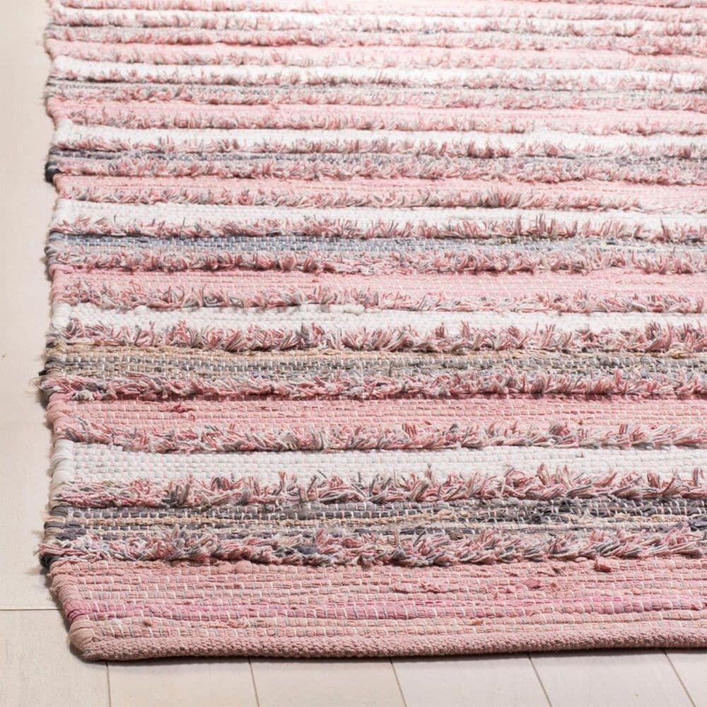 Safavieh Montauk  2' x 3' Pink Area Rug, , large
