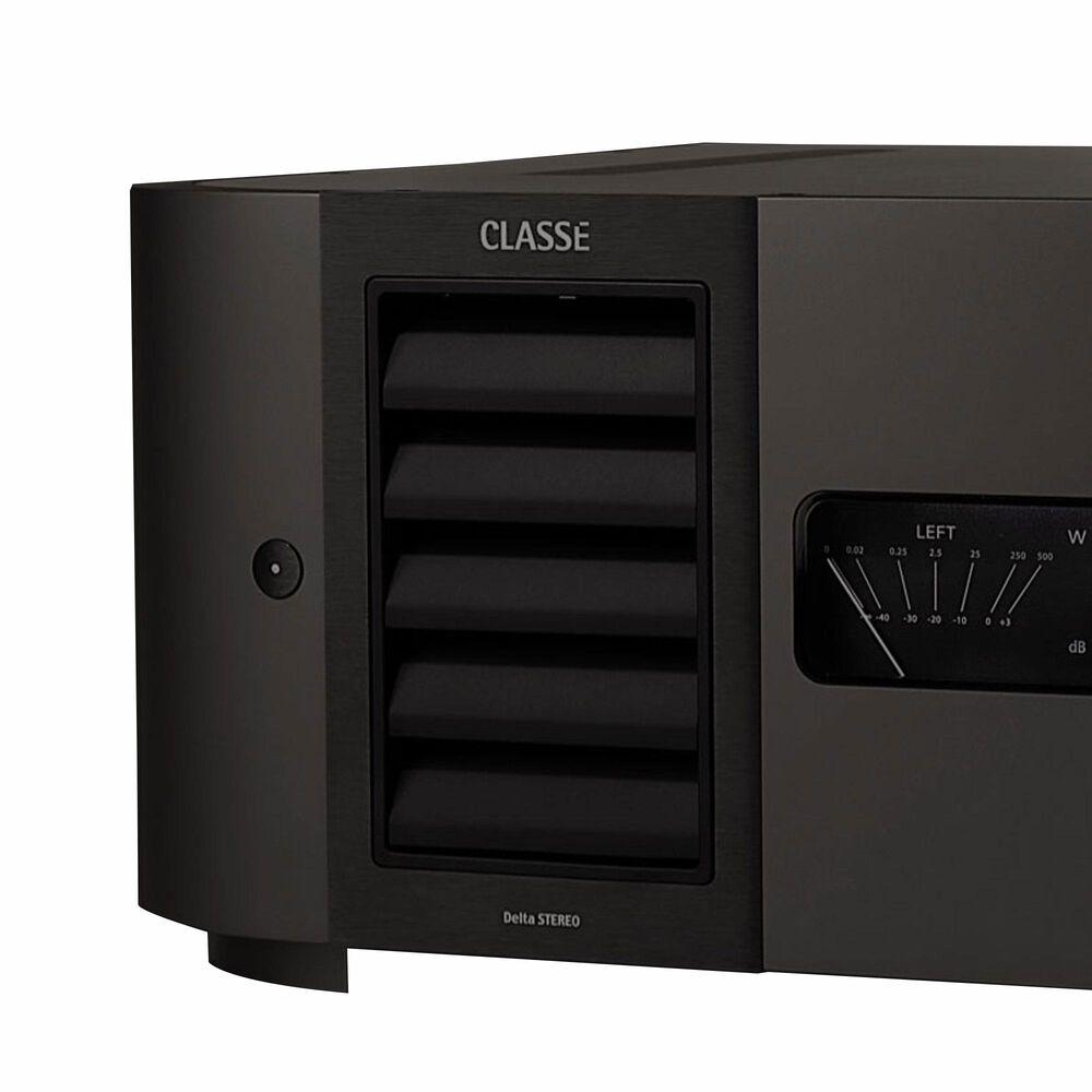 Classe' Delta Stereo Amplifier in Black, , large