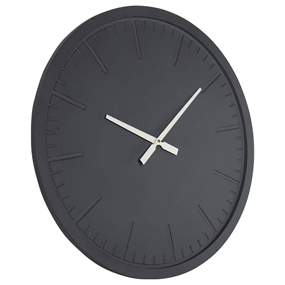 """VIP Home and Garden American Mercantile 24"""" Wall Clock, , large"""