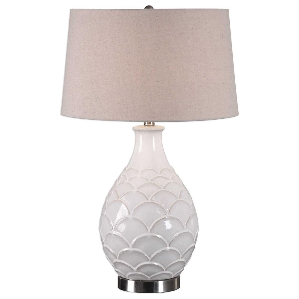 Uttermost Camellia Table Lamp, , large