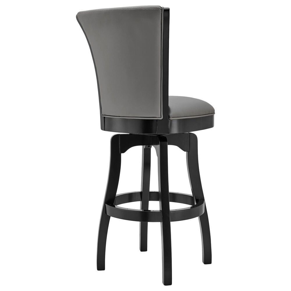 """Blue River Raleigh 30"""" Swivel Barstool in Grey, , large"""