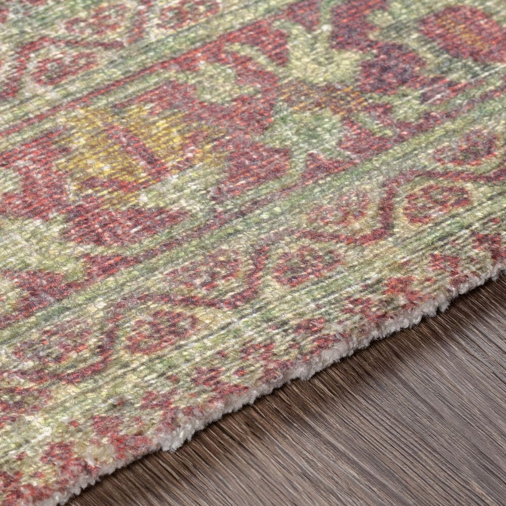 """Surya Unique UNQ-2306 8'6"""" x 11'6"""" Olive, Rust and Wheat Area Rug, , large"""