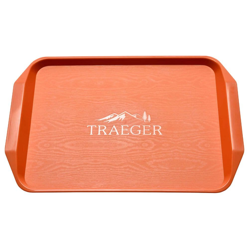 Traeger Grills BBQ Food Tray in Orange, , large