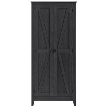 """DHP Winthrop 31.5"""" Wide Storage Cabinet in Black Oak, , large"""