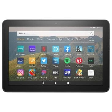 "Amazon Fire HD 8 Tablet 8"" 32GB in Black | Wi-Fi, , large"