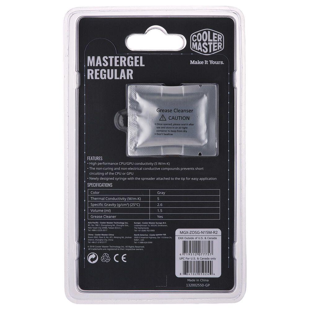 Cooler Master MasterGel Regular Thermal Paste, , large