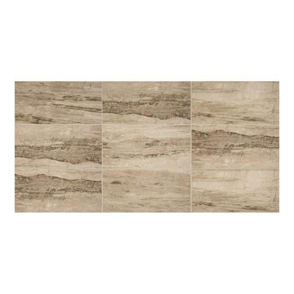 """Dal-Tile River Marble Sandy Flats 12"""" x 24"""" Polished Porcelain Tile, , large"""