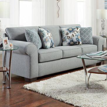 Arapahoe Home Sofa in Dryden Steel, , large