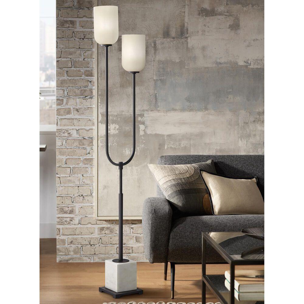 Pacific Coast Lighting Remi Floor Lamp in Matte Black, , large