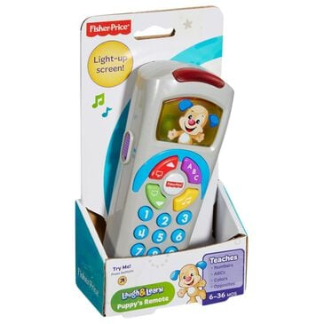 Fisher-Price Laugh & Learn Puppy's Remote, , large