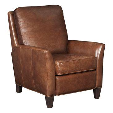 Hooker Furniture Leather Manual Recliner in Balmoral Albertin, , large