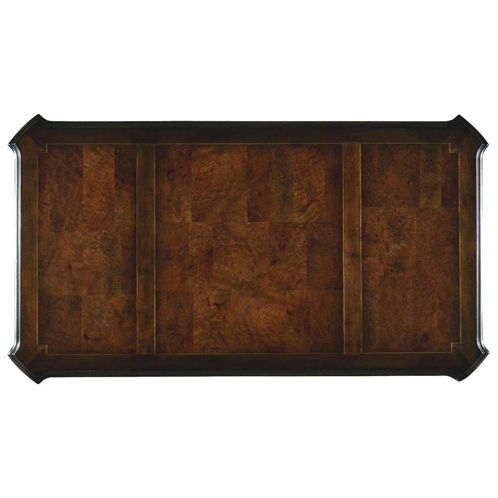 Hooker Furniture European Renaissance II Writing Desk in Dark Rich Brown, , large