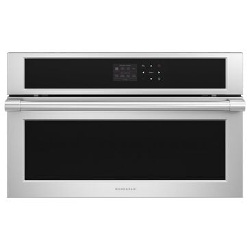 "Monogram 30"" Smart Statement Steam Oven - Stainless Steel , , large"