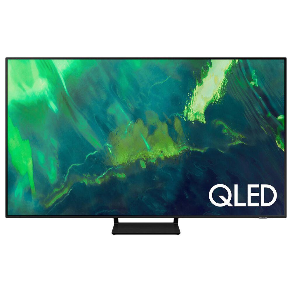 "Samsung 85"" Class Q70A 4K QLED UHD HDR - Smart TV with 3.1.2 Channel Soundbar, , large"