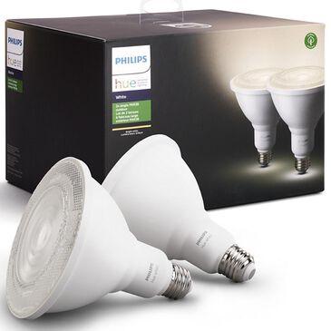 Philips PAR38 Outdoor Smart LED in White - 2 Packs, , large