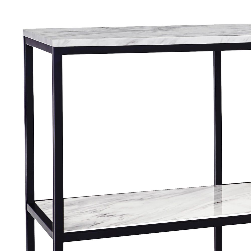 """Signature Design by Ashley Donnesta XL 65"""" TV Stand in Black, , large"""