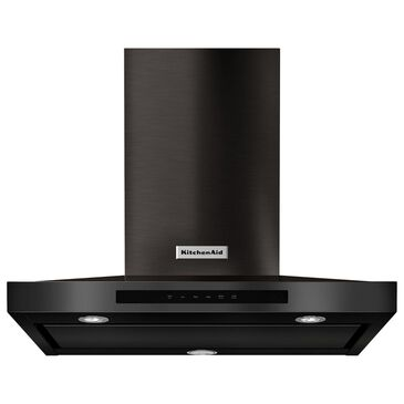 """Whirlpool 30"""" Wall Mount Canopy Hood in Black Stainless, , large"""
