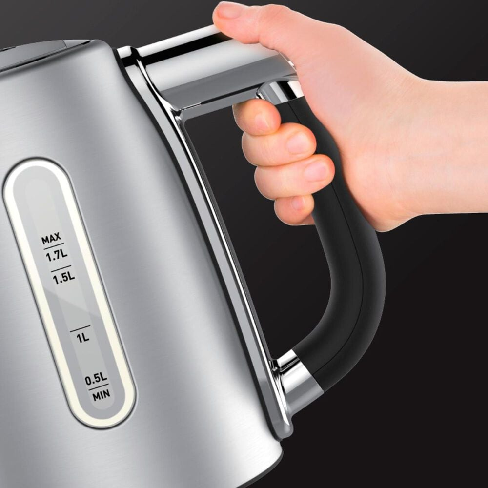 Krups 1.7 Liter Stainless Steel Kettle , , large